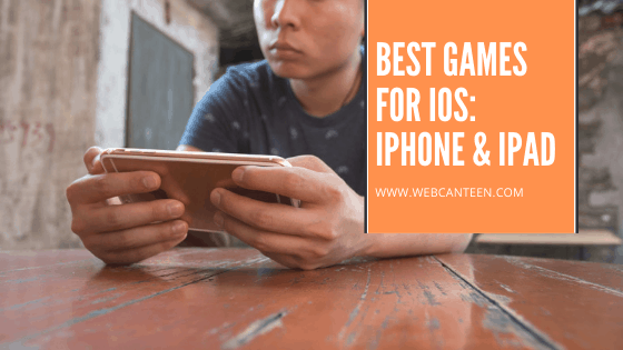 Best Games For IOS iPhone and iPad