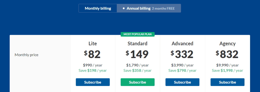 Ahrefs-Pricing-yearly