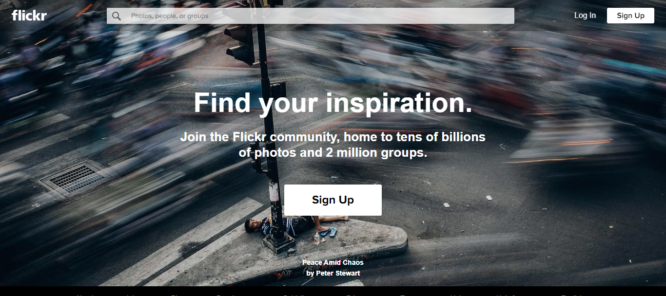 Flickr - Youtube Alternative