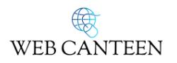 Web Canteen - Logo