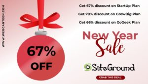 SiteGround.Most Affordable Hosting