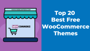 Top 20 Best Free WooCommerce Themes