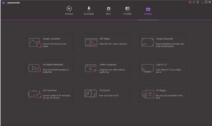 VideoConverter Dashboard