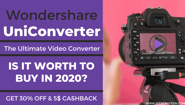 Wondershare UniConverter (The Ultimate Video Converter) - Full Review