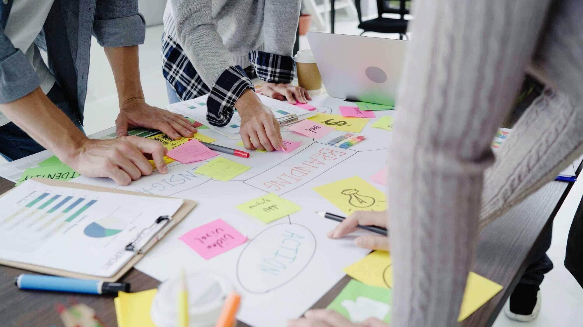 Marketing Team - WebCanteen